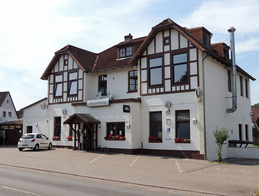 Impressionen aus dem Restaurant Wachtelburg in Buxtehude